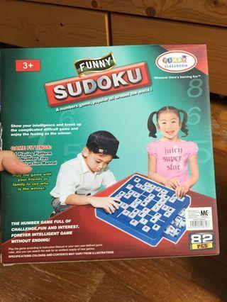 🚚 Sudoku toy