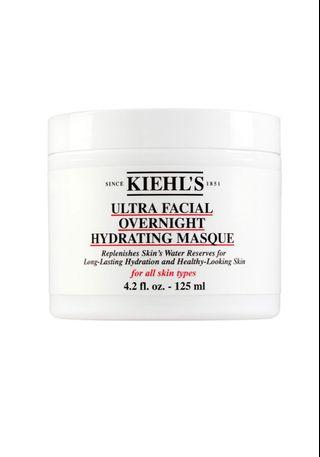 Kiehl's Ultra Facial Overnight Hydrating Mask 100% Authentic【Exp : 08/2021】