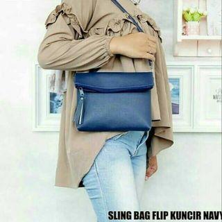 Sling bag flip kuncir #ramadansale