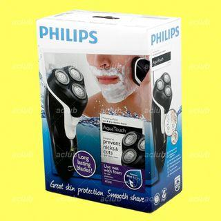 (全新)原裝正貨 - PHILIPS 飛利浦 AquaTouch AT610 電鬚刨 Electric Shaver