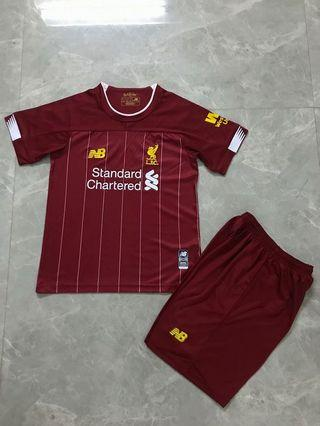 Liverpool 19/20 Kids Jersey
