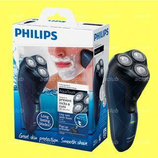 (全新)原裝正貨 - PHILIPS 飛利浦 AquaTouch AT620 電鬚刨 Electric Shaver