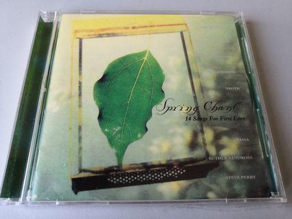 Spring Chant 14 songs for first love