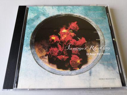 Summer Ryhthm 14 Songs For Passion CD