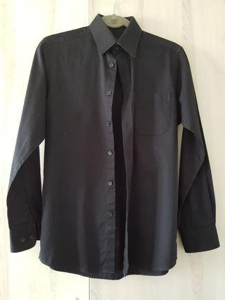 🚚 Black shirt for men
