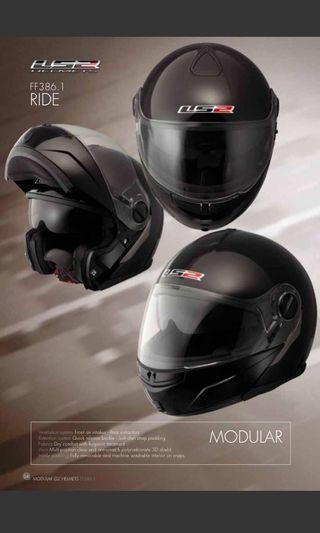 💯 Authentic LS2 Ride Modular Helmet