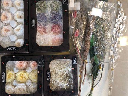 保鮮花,全部$250