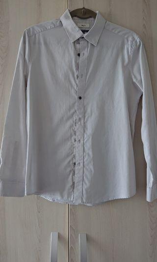 """🚚 G2000 light grey Shirt 15 1/2"""""""