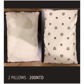 Pillows 枕頭 2x