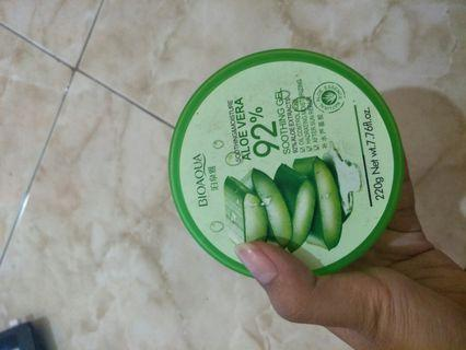 Aloe Vera gel bio aqua