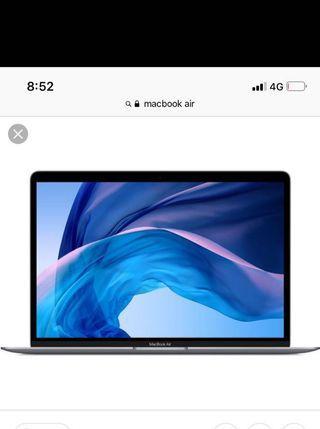 🚚 MacBook Air 128GB