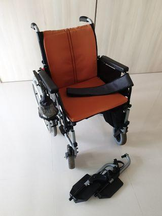 Auto/Manual Electronic Wheelchair