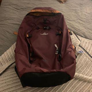 Kathmandu 65L Pack with Day Pack
