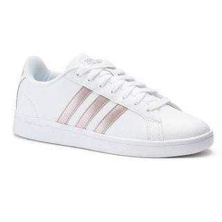 Adidas Neo Advantage Pink Stripes