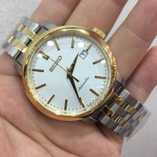 Seiko Dress SRPA26J1 Automatic Two Tone Stainless Steel Watch SRPA26 SRPA