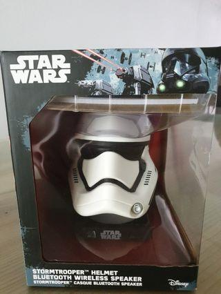 BN - STAR WARS Stormtrooper Helmet Bluetooth Wireless Speakers