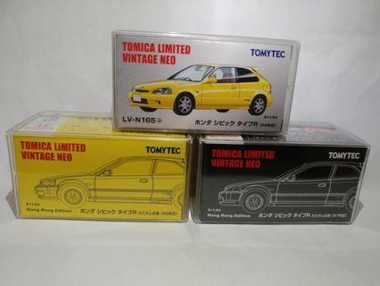 Tomytec Civic三架