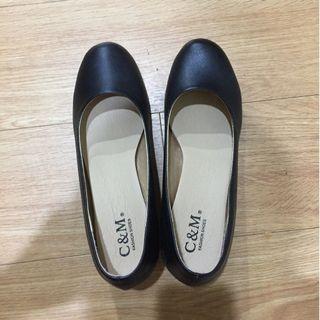 高跟鞋 black heels