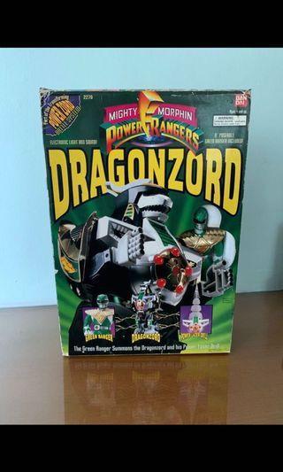Power Rangers Original Dragon Zord