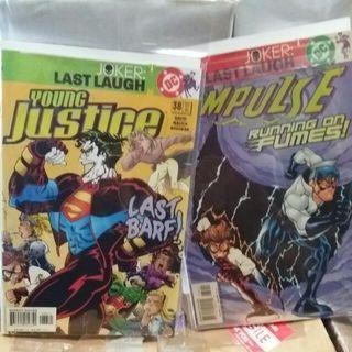 DC Comics Not Marvel