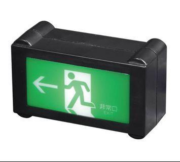 非常口 出路 標誌燈扭蛋 ( 可發光 )