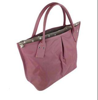agnes b. 粉紅袋(大)⭐️⭐️限時特價⭐️⭐️