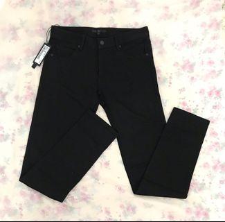 5cm Men's jeans男裝牛仔長褲black pants