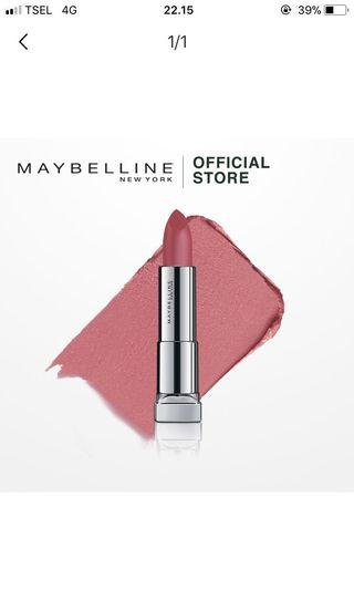 MAYBELLINE POWDER MATTE MAUVEITUP