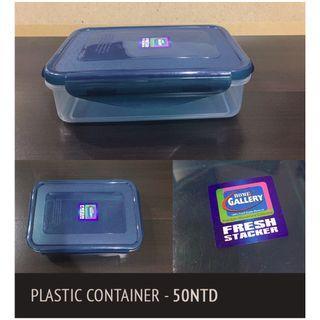 🚚 透明食品盒 Small plastic container