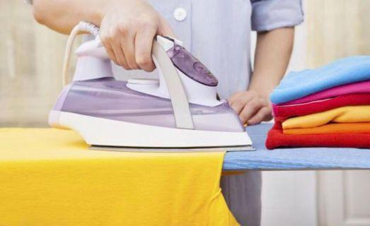 🚚 Clothes Ironing Services