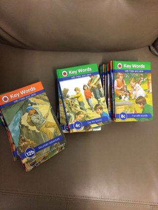 Peter and Jane complete 36 books