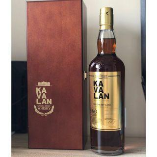 KAVALAN Solist Fino Sherry  Single Cask Strength (70cl, 56.3%)