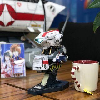 全新未開封現貨  Kids Logic MACROSS ST06 1/8 Robotech Valkyrie VF-1J Mechanical Bust Statue
