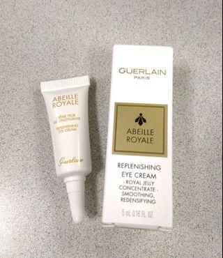 新版 Guerlain 眼霜 Abeille Royale 殿皇級蜂蜜活肌 Eye Cream 旅行裝 5ml 法國 嬌蘭