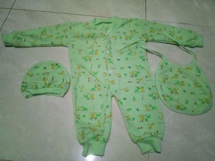 Baju Tidur bayi #BAPAU