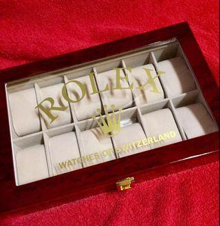 🚚 Rolex Watch Box