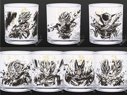 Dragon Ball Ichiban Kuji glass