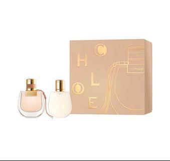 Chloe Nomade EDP 50ml set perfume and lotion