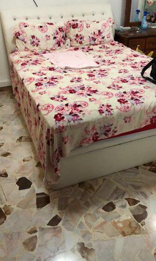 Bedsheet full set / Bed set