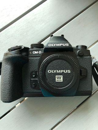 Olympus OMD em1 mk 1 body