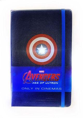 🚚 [$SALE$]Avengers Notebook (Age Of Ultron)