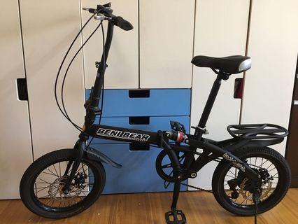 BENIBEAR折疊腳踏車