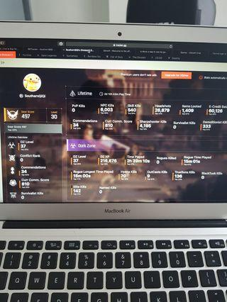 Uplay Account the Division 2 + Rainbow Six Siege