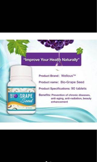 Bio grapes
