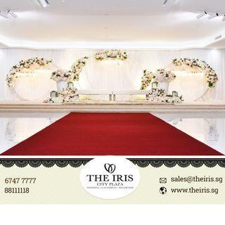 Malay Wedding 2019 Singapore - The Iris City Plaza ( 6 7 4 7 7 7 7 7 )