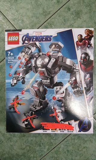 Lego war machine buster