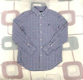 Ralph Lauren Men's shirt男裝長袖恤衫襯衫外套