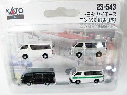 1/150 N scale KATO 23-543 Van
