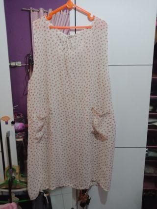 Dress transparant