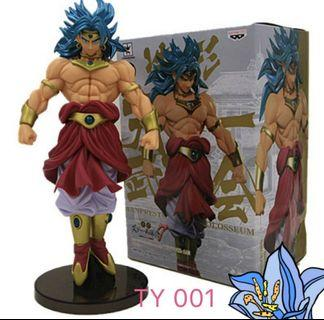 Dragon Ball & One PieceFigurine
